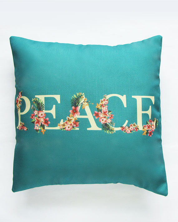 Peace Pillow Cover
