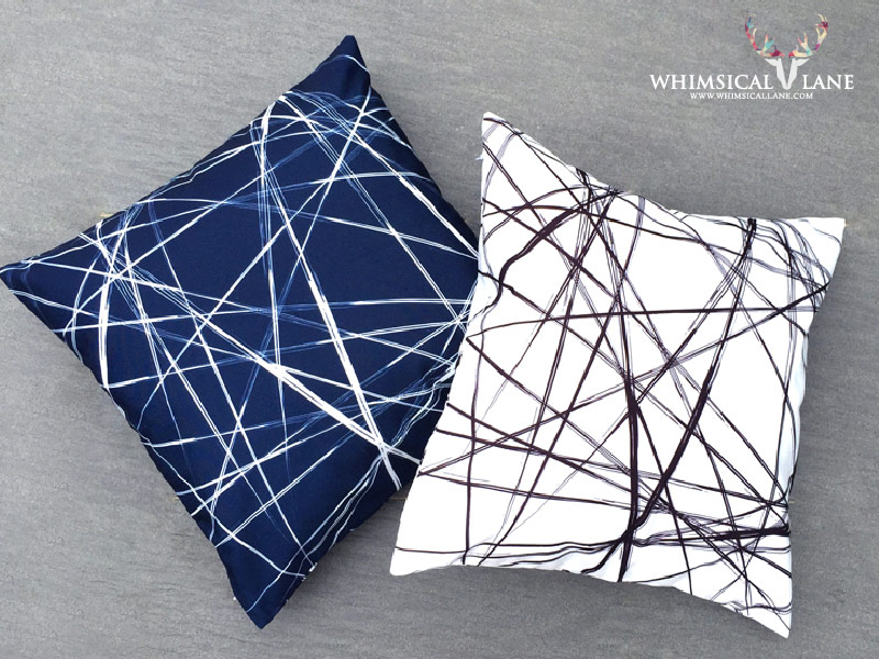 Artistic Pillow Covers