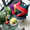 Graphic Colourful Pillows